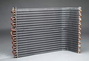 Air conditioner radiator