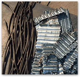 copper and aluminum radiator recycling