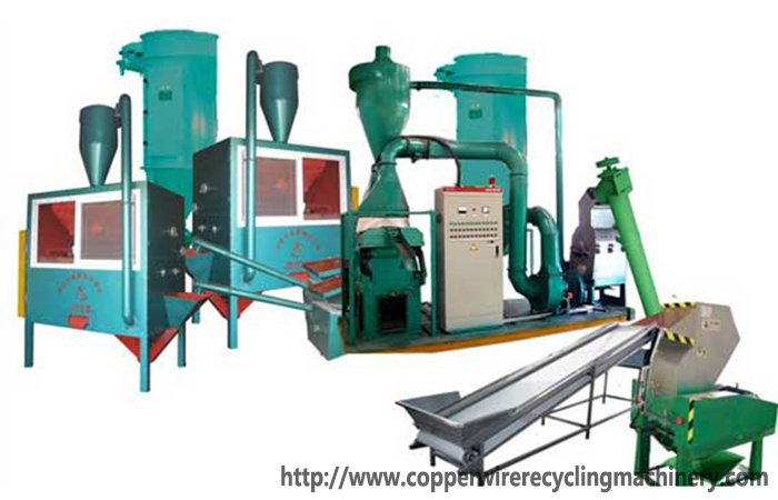 What is the application of circuit board recycling machine ?