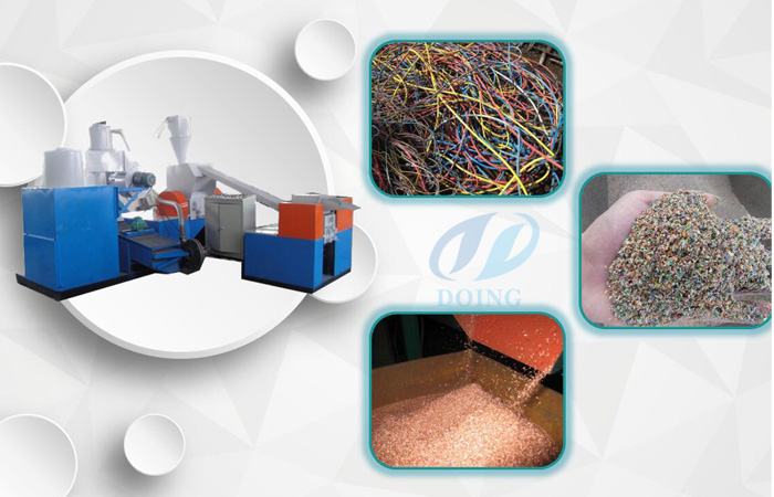 Where to buy a copper wire recycling  machine ?
