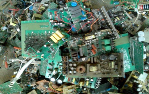 PCB e-waste recycling machine