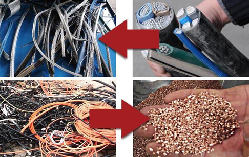 How is the scrap copper wire machine daily maintenance?