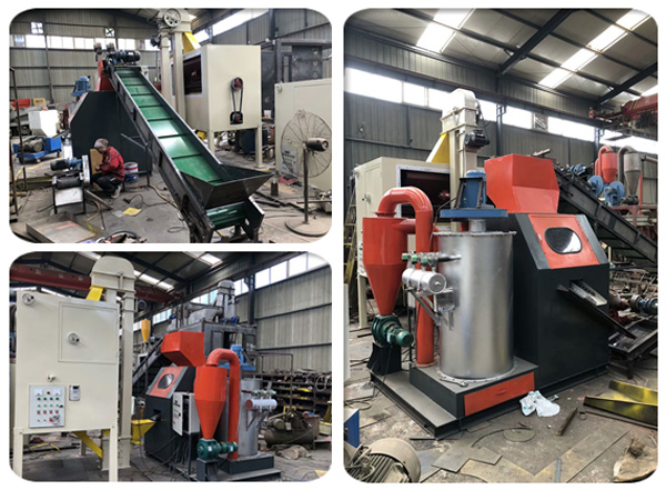 raditor recycling machine