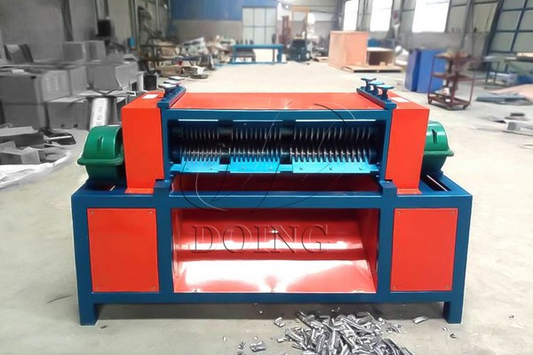 radiator recycling machine