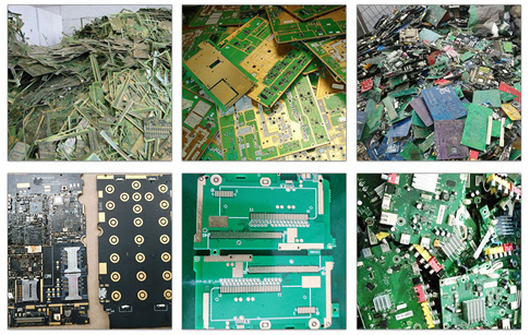 The hazards of waste circuit boards and the status of recycling printed circuit board