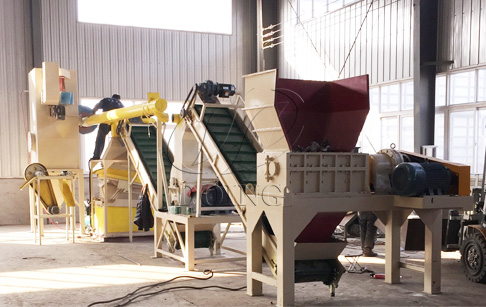 The similarity and difference between stripping type radiator separator and large scale radiator recycling machine