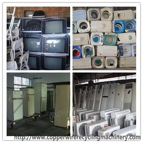 home appliance recycling equipment