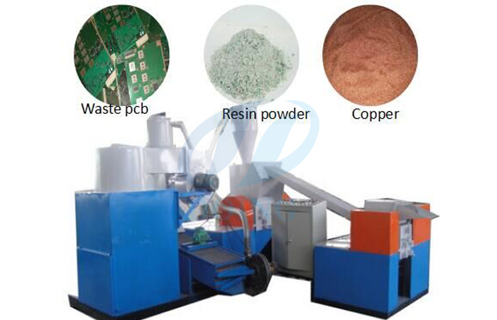 circuit board recycling equipment