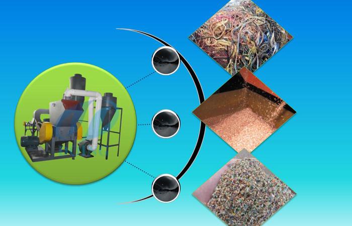 Copper wire granulator price ? FAQ 
