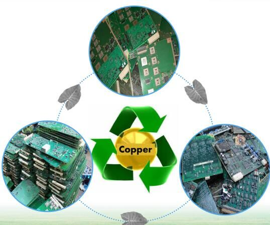 circuit board recycling machine